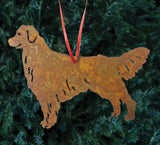 Golden Retriever Tree Ornament