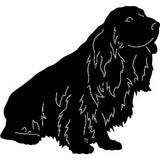Sussex Spaniel Wall Hanging