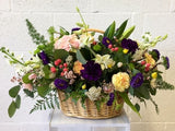 Basket of Flowers XL - florist choice