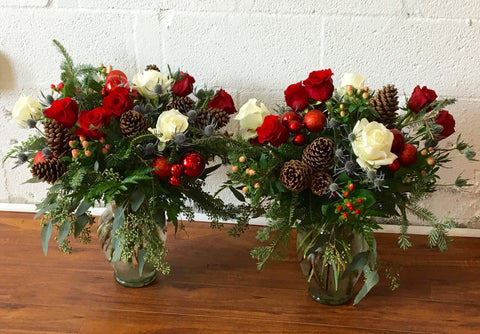 Christmas Theme - Florist Choice