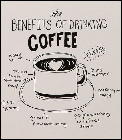 Some Amazing Coffee Benefits & Advantages You Probably Didn't Know About