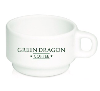 ESPRESSO CUPS - Green Dragon Coffee  - 1