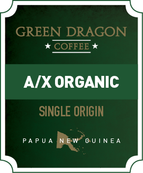 PAPUA NEW GUINEA A/X ORGANIC - Green Dragon Coffee