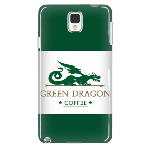Green Dragon Phone Case - Green Dragon Coffee  - 2
