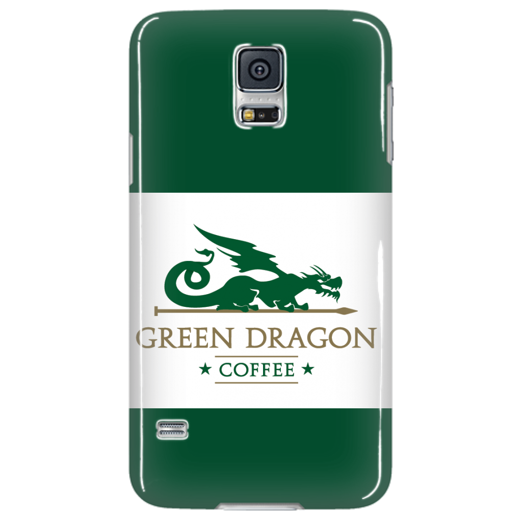 Green Dragon Phone Case - Green Dragon Coffee  - 4