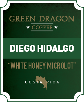 DIEGO HIDALGO WHITE HONEY MICROLOT