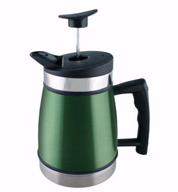 Table Top French Press 32oz - Green Dragon Coffee