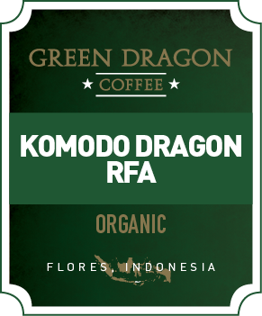 FLORES KOMODO GREEN DRAGON FTO