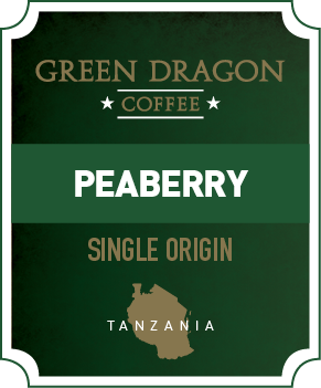 TANZANIA PEABERRY PLUS - Green Dragon Coffee
