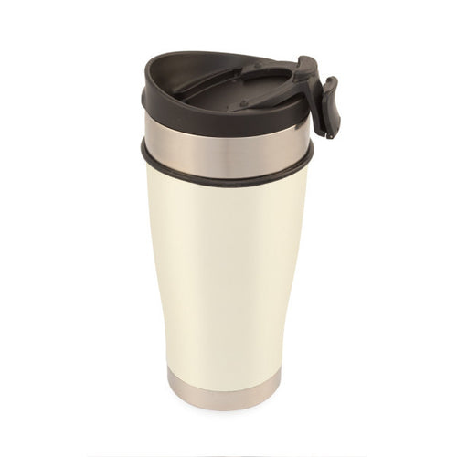 Tumbler Travel Mug With Sip & Snap Lid - Green Dragon Coffee  - 1