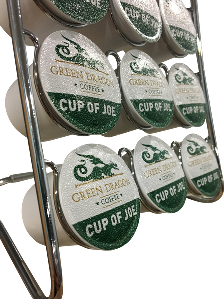 SUBSCRIPTION K-CUPS - Green Dragon Coffee  - 6