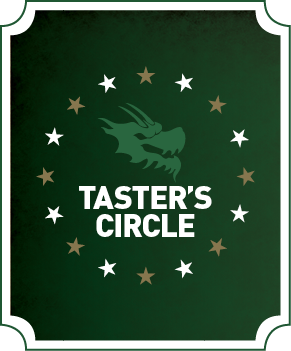 TASTER'S CIRCLE - Green Dragon Coffee  - 1
