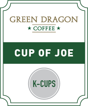 K-CUPS - Green Dragon Coffee  - 1