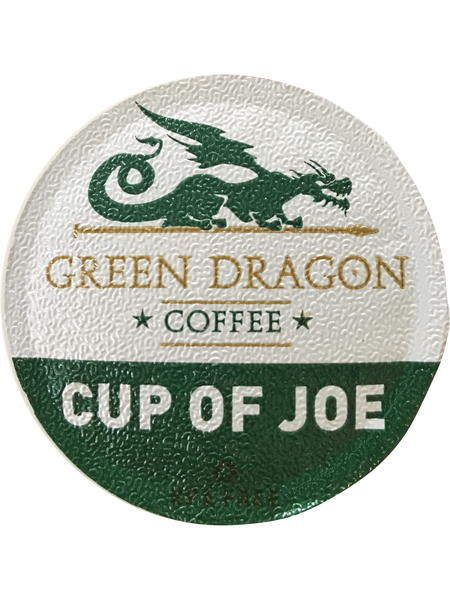 SUBSCRIPTION K-CUPS - Green Dragon Coffee  - 5