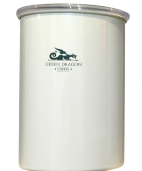 AIRSCAPE COFFEE CANISTER - Green Dragon Coffee  - 1