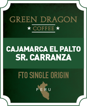 PERU CAJAMARCA - Green Dragon Coffee