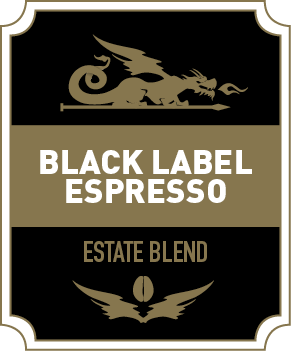 BLACK LABEL ESPRESSO - Green Dragon Coffee