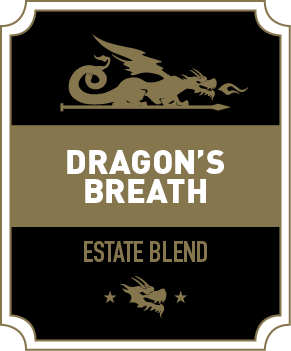 DRAGON'S BREATH - Green Dragon Coffee