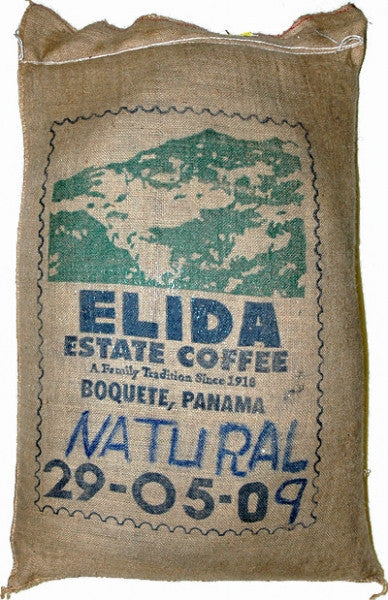 ELIDA NATURAL PROCESS - Green Dragon Coffee