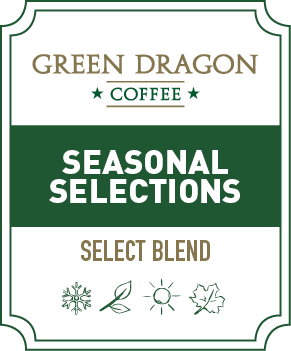 SEASONAL BLEND - Green Dragon Coffee