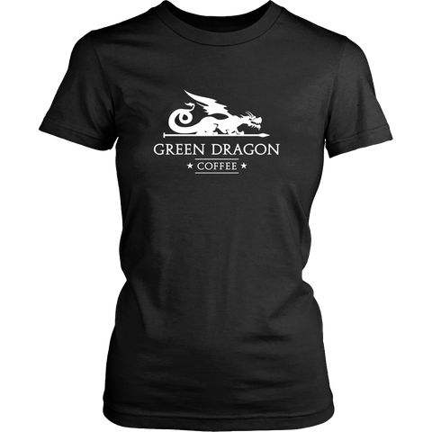 Mens Long Sleeve Dragon Shirt