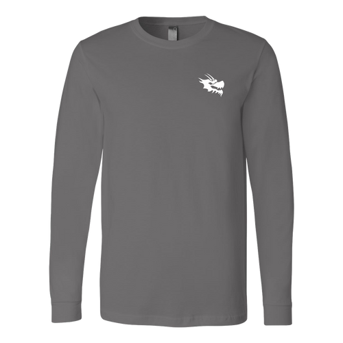 Mens Long Sleeve Shirts - Green Dragon Coffee  - 2