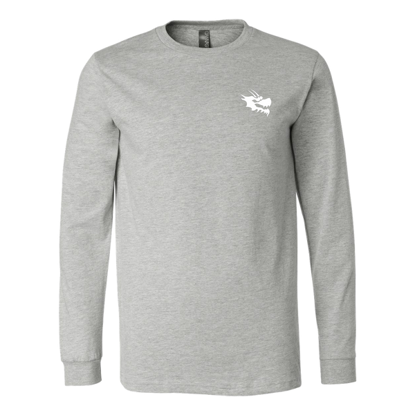 Mens Long Sleeve Shirts - Green Dragon Coffee  - 3