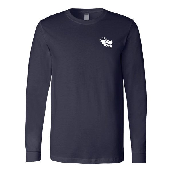Mens Long Sleeve Shirts - Green Dragon Coffee  - 5