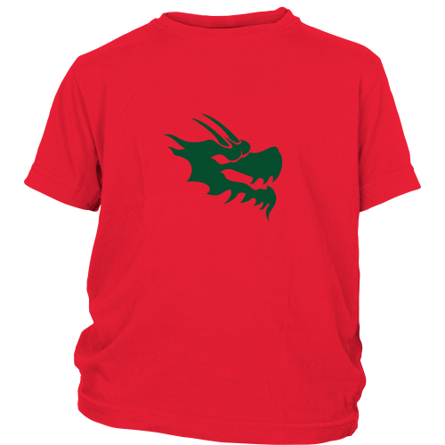 Youth TShirt - Green Dragon Coffee  - 3