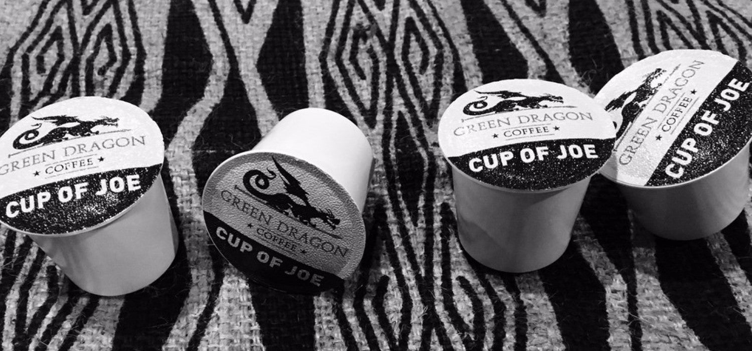 Small batch k-cups