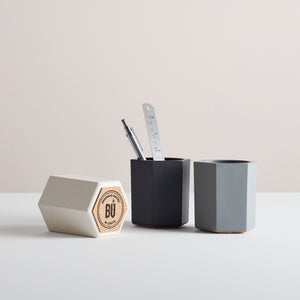 Hexagonal Desk Tidy