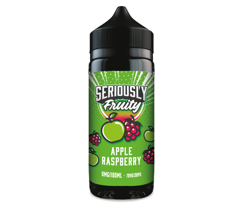 Doozy Seriously Fruity - Apple Raspberry 100ML