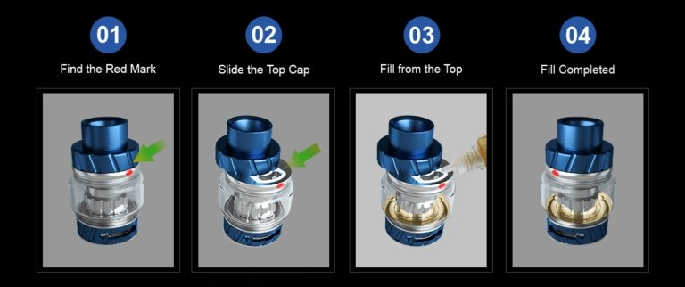 Freemax Fireluke 2 Mesh Tank 2ml - Metal Edition - Vape Town