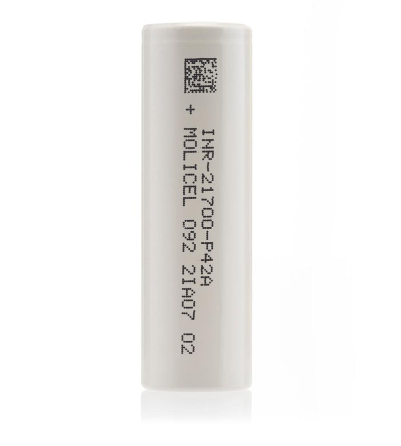 Molicel P42A 21700 Battery Cell - Vape Town Online