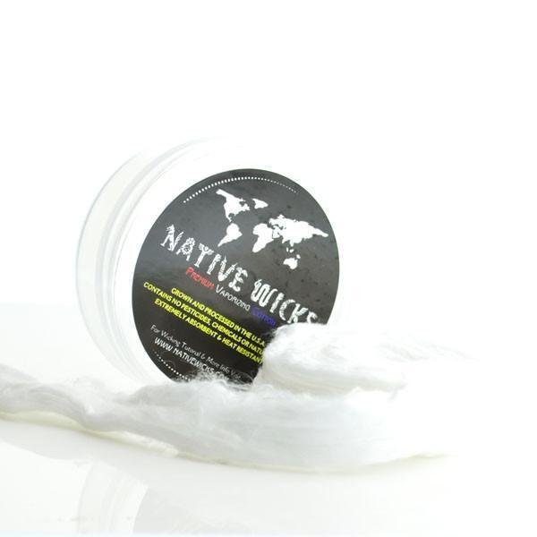 Native Wicks Cotton - Vape Town