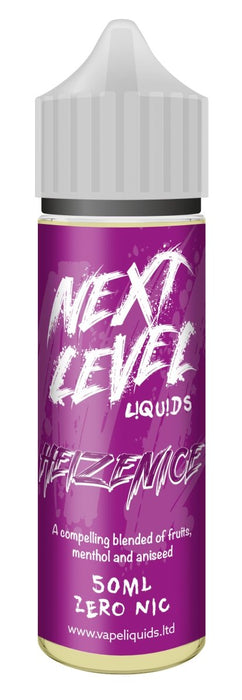 Next Level Liquids - Heizenice 50ml - Vape Town