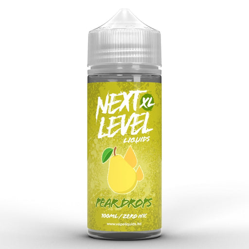 Next Level XL Pear Drops 100ml - Vape Town