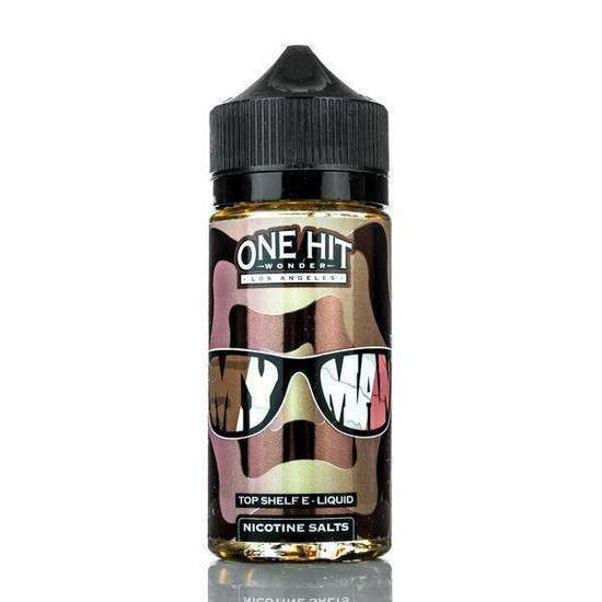 "One Hit Wonders ""Man"" Range - MY MAN - Neapolitan Ice Cream - Vape Town"