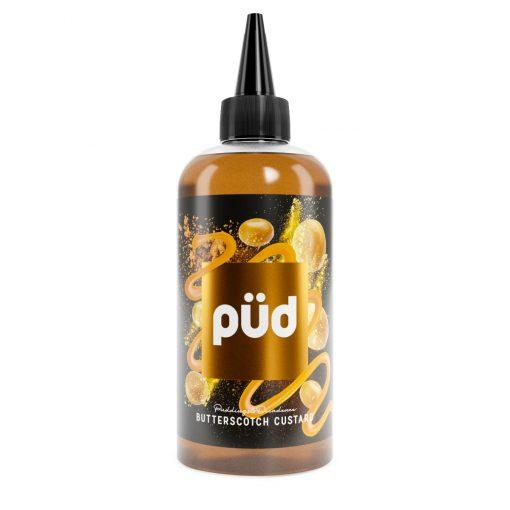 PUD Pudding & Decadence Butterscotch Custard 200ml - Vape Town Online