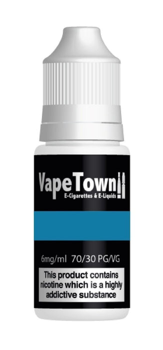 Vape Town Blackcurrant Lozenges 10ml - Vape Town