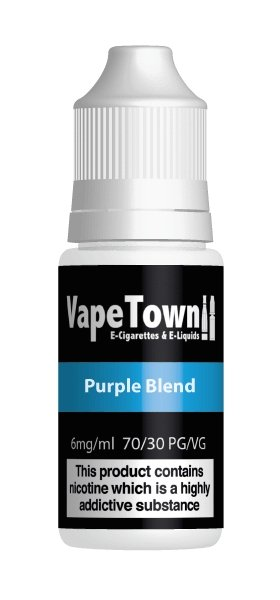 Vape Town Purple Blend 10ml - Vape Town