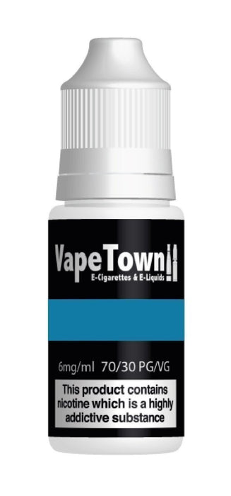 Vape Town Strawberry & Kiwi Bubblegum 10ml - Vape Town