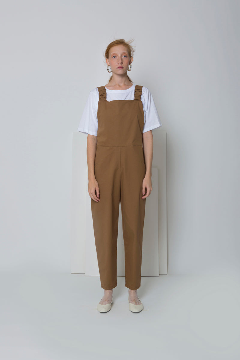 Overall Ito in Cotton Gabardine Colors