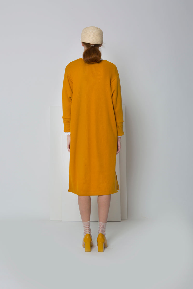 Dress Yoka in Knit Colors