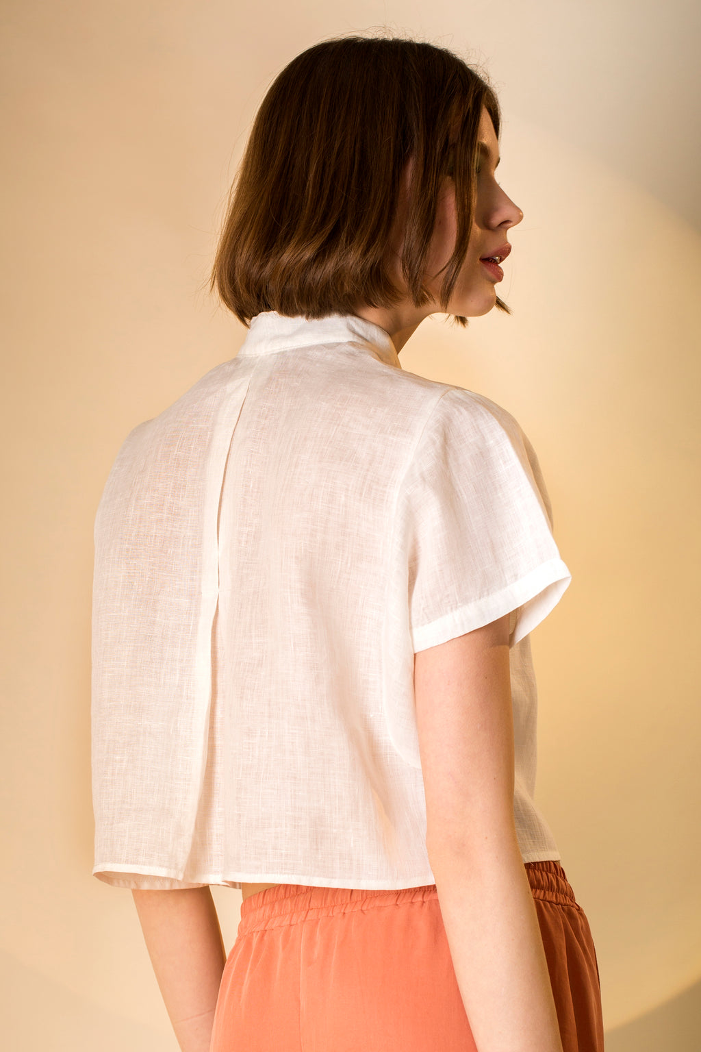 Shirt Dori in Linen