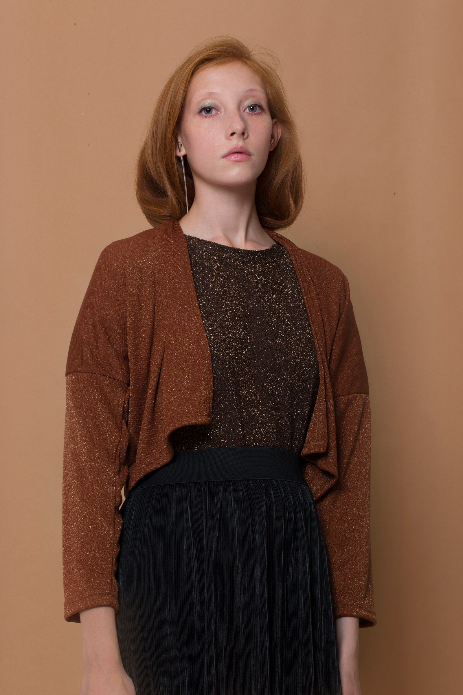Cardigan Jin in Viscose Knit