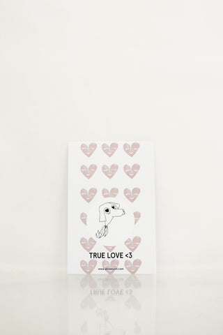 "Card AM ""Love Them Bones"""