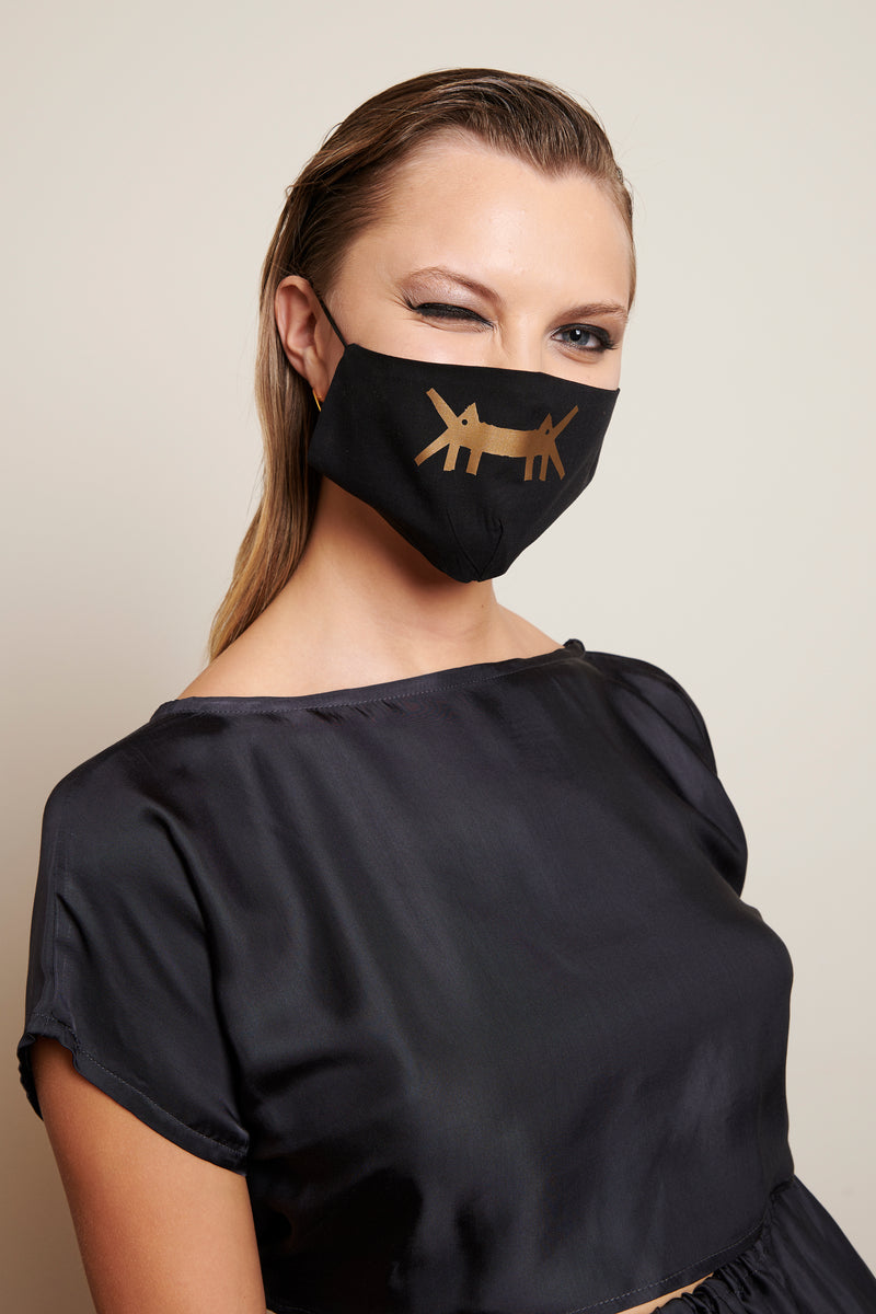 FACE MASK WOMEN * AM LOGO