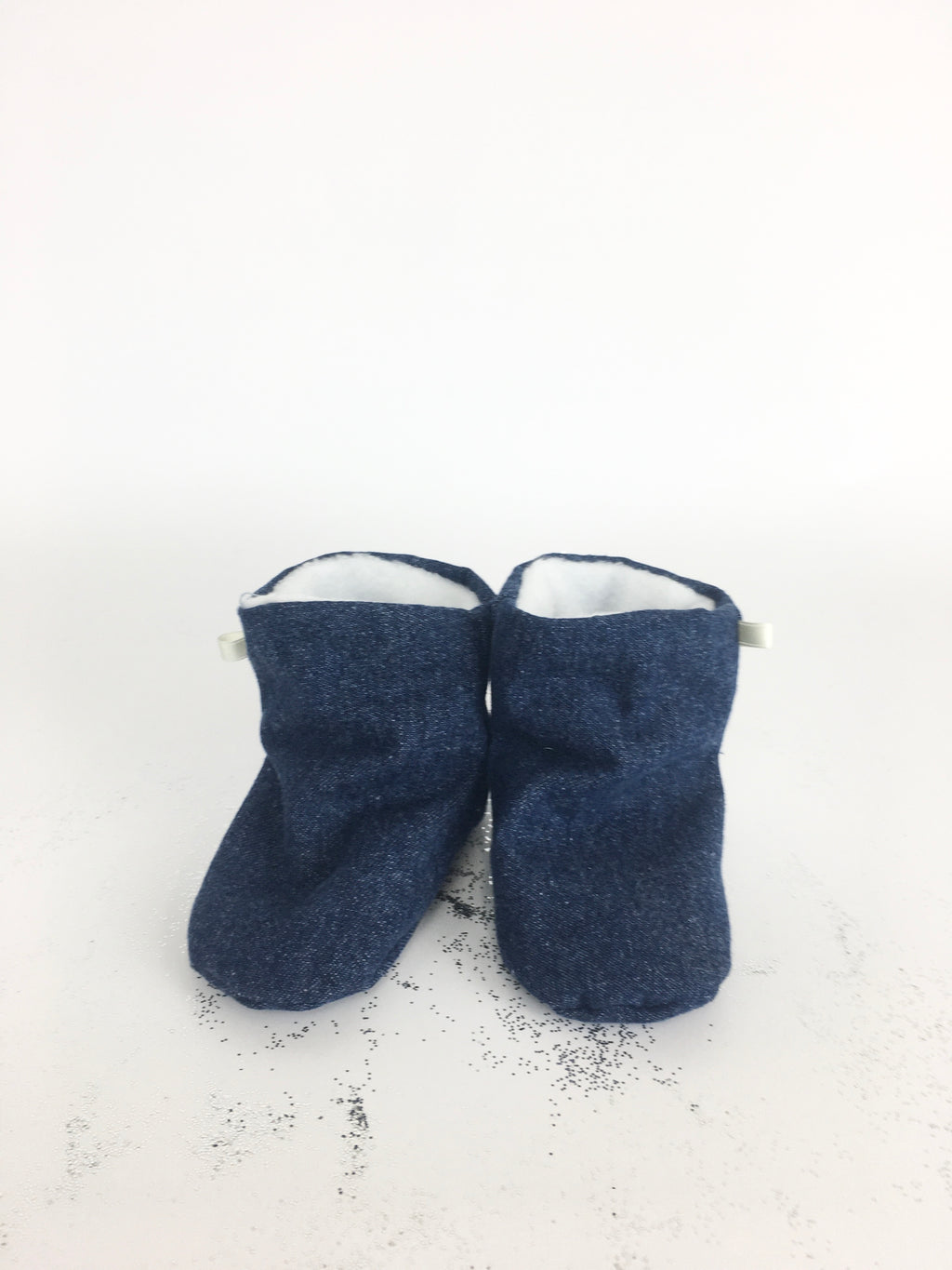 BABY SHOES * BLUE DENIM