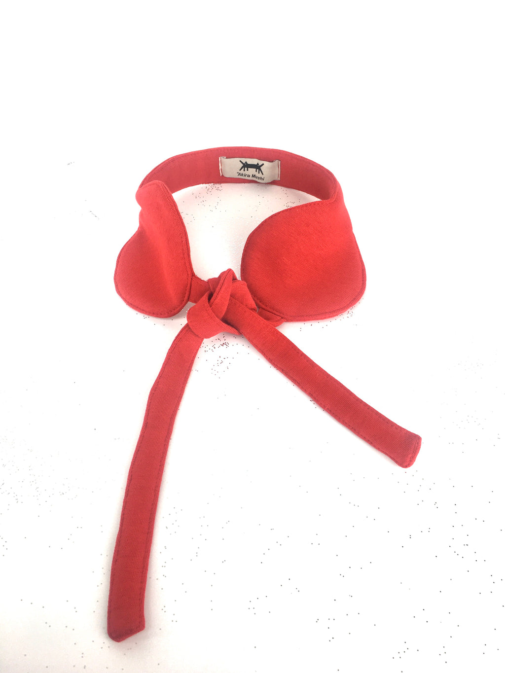 EAR WARMERS COTTON * RED